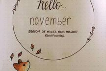 Bullet November