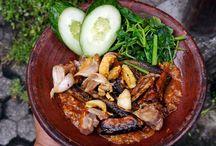 Kebelet Belut / Indonesian food