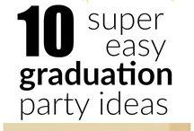 Graduation setup ideas