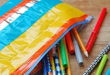 Back to School Crafts, Activities, & Giveaways / by Monica Olivera