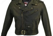 Men's Motorcycle Leather Jackets / Men's Motorcycle Leather Jackets made from Horsehide, Cowhide Leather and Cordura & Leather with many features  -  Removable Thinsulate Liner  -  Bi-Swing Back  -  Vented Underarm Gussets  -  Poly Twill Shell  -  Perma Core Thread by A&E for strong Stitching  -  Made in USA. http://www.saveyourhideleather.com/
