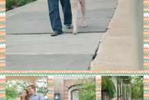 Engagement + Romantic Photo Shoot Ideas / Ideas for engagement and anniversary photoshoots.