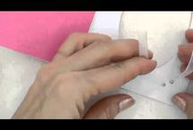 Video tutorials ribbons & stamps