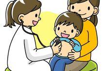 Egészségvédelem, orvos munkája
