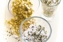 Seasonings dressings and marinades  / by Ashley Judy