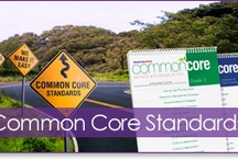 Common Core / by Ann Guess