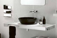Kylpyhuone - Bathroom / Kylyhuoneen sisustuksia ja ideoita - Bathroom and toilet interior design