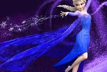 Elsa Frozen Dress / Pictures of the dress Elsa wore in Frozen