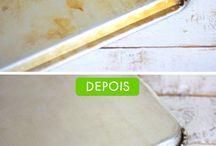 Limpeza Casa/ utensílios domésticos