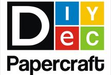 DIYDec Papercraft / Papírový svět POLYGONU