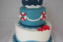 Under the Sea birthday / Ideas for an under the sea, nautical-themed birthday party.
