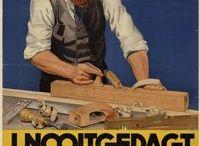 old metal tools/oude gereedschapen