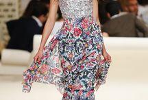 Summer 2015 Inspiration / Haute couture, prêt à porter, déco ... Tous ce qui inspire le créateur Dominique Denaive pour la nouvelle collection Eté 2015.