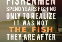 Fishing Inspiration Quotes / Inspiration quotes about fishing and bass fishing.