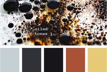 Color Schemes / Ideas for different rooms.  / by Allison Preston