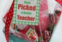 Teacher gifts / by Jaime Minor