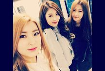 Hyuna ve Jihyun