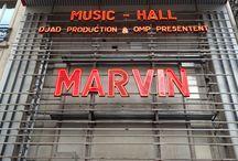 Marvin à L'Olympia / by Zycopolis Prod