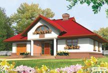Casa cu mansarda Danka G1