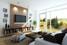 living Room/Third Bedroom
