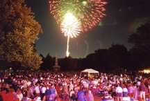 #Salute to America / Celebrating 20 years of partnership with Greenfield Village at The Henry Ford, America's Greatest History Attraction! / by Detroit Symphony Orchestra