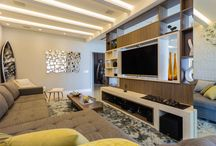 Reforma de um apartamento de alto padrão na Praia - Inspire-se!