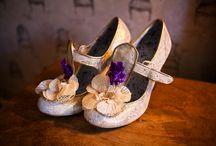 Wedding Shoes - McKay Photography