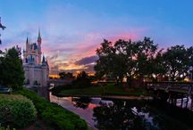 Magic Kingdom / Magic Kingdom park, Walt Disney World, Orlando, USA / by Antonio Penedo Aragón