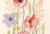 Summer Needlecraft / A selection of our favourite Summer themed needlecraft designs, from our website and around the web!
