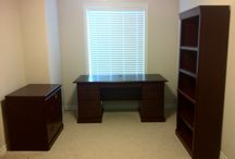 Home Offices / A few jobs we've done to help out those in need of an in-home office space