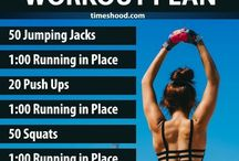 Workouts challenge