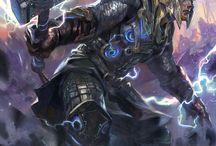 asgard gods