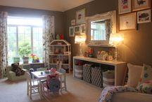 Empat dara's playroom