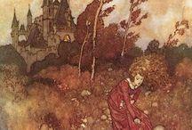 Fairy tales - Illustrations