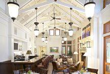 the carron, main lounge