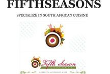 FIFTH SEASON CUPCAKES /  Freshly baked home made cakes & pastries.