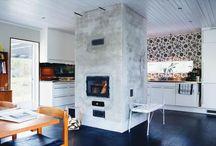 Fireplaces / by Sarah Hannevik