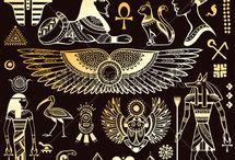 Inspiration Égyptienne