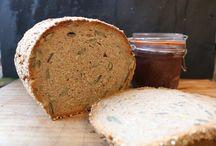 Brotrezepte mit selbstgemachten Sauerteig / Die besten Brotrezepte