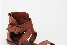 Gladiator Sandals / by Erika Salinas