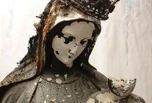 CATHOLIC ART / by Lori Schiernbeck
