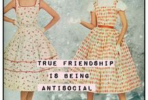BFF / by Katie Simmonds