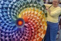 Quilts & Pincushion Crazy