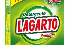Productos Lagarto - Detergentes / Toda la variedad de detergentes Lagarto aquí.
