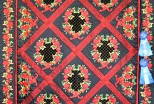 Designer Quilts / Quilts designed and made by Jenny and Simon Haskins