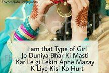 my traits