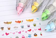 School Supplies / It's that time of year where students, parents, and teachers alike are looking for school supplies. From the latest and greatest to the most basic erasers. This board is full of must haves and just plain old wants for a fresh start to the school year!