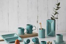 Ceramics (Industrial and Handmade)