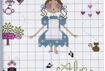 Point de Croix/Cross stitch / by Silvia Boettger