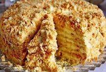 самый вкусный торт без выпечки Светлана